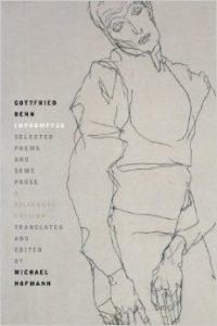 Book cover shows an off white background and an abstract single-line sketch of an older man