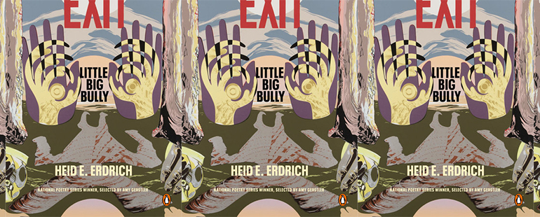 side by side series of the cover of Little Big Bully