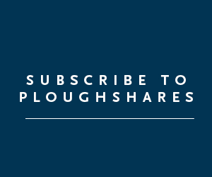 Subscribe to Ploughshares